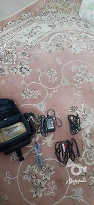 دوربین فیلم برداری،سالم بدون ضربه در گروه خرید و فروش لوازم الکترونیکی در مرکزی در شیپور-عکس4