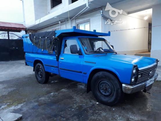 وانت نیسان دوگانه اماده کار در گروه خرید و فروش وسایل نقلیه در گیلان در شیپور-عکس1