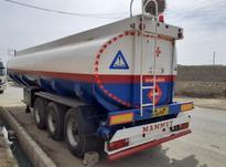 تانکر سه محور ماموت 34 هزار لیتری در شیپور-عکس کوچک