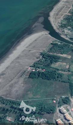 زمین بر اول دریا/محصور شده/مناسب شهرک سازی/سند تک برگ در گروه خرید و فروش املاک در گیلان در شیپور-عکس4