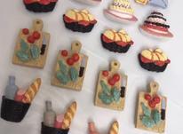 کاپ کیک اسپنددودکن مگنت در شیپور-عکس کوچک