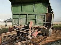خریدار انواع کامیون کشنده  کمپرسی باری اوراقی تصادفی سوخته  در شیپور-عکس کوچک