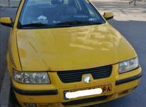 سمند تاکسی دوگانه سوز  در شیپور-عکس کوچک