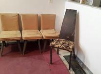 صندلی چوبی در شیپور-عکس کوچک