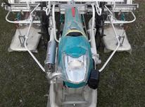 دستگاه نشا 6 ردیفه کوبوتا در شیپور-عکس کوچک