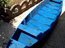 قایق چوبی نو  در شیپور