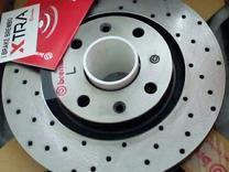 دیسک ترمز سوراخدار برمبو پژو 206 تیپ 5 و 207و رانا ،جلو در شیپور