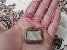 مدال سنگی بسیار قدیمی به وزن16گرم در شیپور