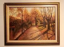تابلو نقاشی رنگ روغن  در شیپور-عکس کوچک