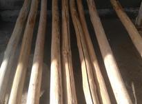 تیر چوبی و تخته نو و کارکرده در شیپور-عکس کوچک