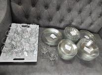 تعدادی ظروف پیرکس در شیپور-عکس کوچک