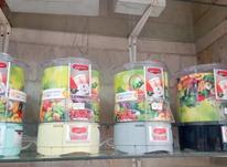 سبزی خردکن شیشه ای نیاک در شیپور-عکس کوچک