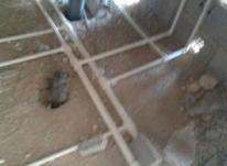 لوله کشی ، تعمیرات ، تشخیص ترکیدگی ، بنای،تخریب در شیپور-عکس کوچک