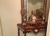 کنسول به همراه شمعدان آینه در شیپور-عکس کوچک