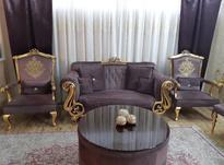مبلمان 7نفره و میز نهارخوری 8 نفره در شیپور-عکس کوچک