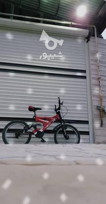 دوچرخه پسرانه  در گروه خرید و فروش ورزش فرهنگ فراغت در گیلان در شیپور-عکس1