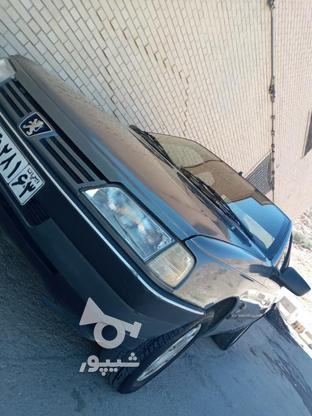 پژو 405  جی ال ایکس 91 دوگانه سوز کارخانه در گروه خرید و فروش وسایل نقلیه در فارس در شیپور-عکس2