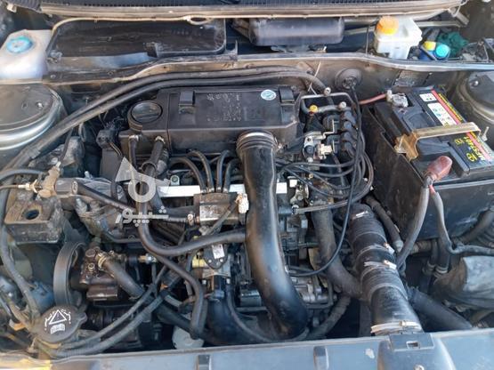 پژو 405  جی ال ایکس 91 دوگانه سوز کارخانه در گروه خرید و فروش وسایل نقلیه در فارس در شیپور-عکس7
