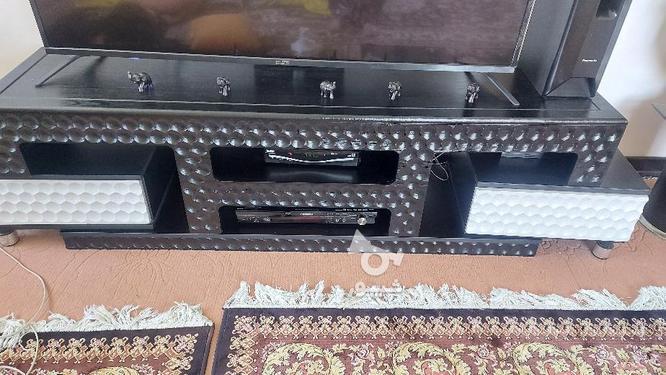 میز تلویزیون چوب  در گروه خرید و فروش لوازم خانگی در تهران در شیپور-عکس2