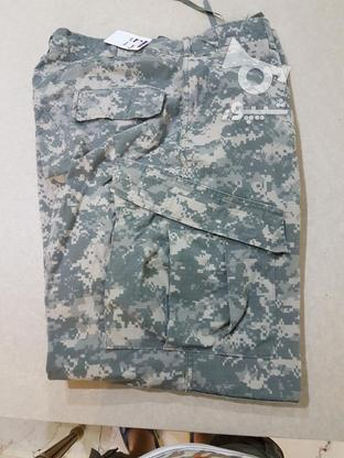 لباس   ارتشی    اصل   امریکایی  وشلوار و دستکش     سایز  34  در گروه خرید و فروش لوازم شخصی در تهران در شیپور-عکس2