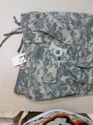 لباس   ارتشی    اصل   امریکایی  وشلوار و دستکش     سایز  34  در گروه خرید و فروش لوازم شخصی در تهران در شیپور-عکس3
