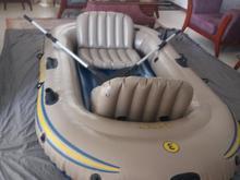 قایق بادی اینتکس مدل اکسکروشن 3 در شیپور
