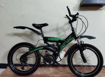دوچرخه 20 . دنده ای . سند دار در شیپور-عکس کوچک