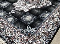 فرش دربار کاشان مدل نیلوفر و چکاوک طرح 700 شانه /9متری/ در شیپور-عکس کوچک