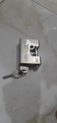 قفل کتابی سالم بزرگ  در گروه خرید و فروش صنعتی، اداری و تجاری در البرز در شیپور-عکس2