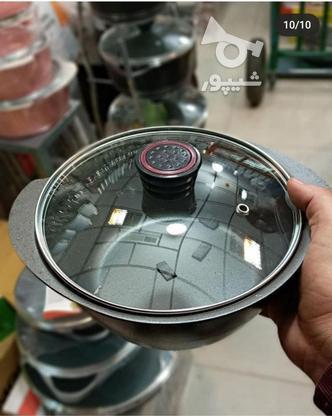 سرویس قابلمه چدن گرانیت اکبند با ضمانت در گروه خرید و فروش لوازم خانگی در تهران در شیپور-عکس4