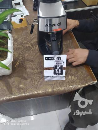 فروش قهوه ساز و اسپرسو ساز نوال در گروه خرید و فروش لوازم خانگی در کردستان در شیپور-عکس3