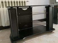 میز تلویزیون شیشهای  در حد نو  در شیپور-عکس کوچک