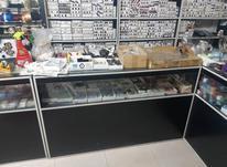 9 عدد قفسه مغازه چوبی و 3 ویترین ارتفاع 1 در 1.5 در شیپور-عکس کوچک