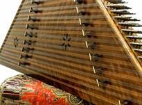 سنتور نو تمام از چوب گردو وچوب راش   در شیپور-عکس کوچک