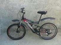 دوچرخه 24 کوهستان سانتوزا دنده ای در شیپور-عکس کوچک
