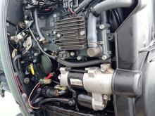 موتور115چهار زمانه  قایق  در شیپور