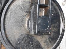 چرخ جلو بیل مکانیکی کوماتسو 200و220 در شیپور