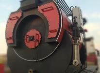 دیگ بخار 5 تن استاندارد با تمامی لوازم آماده کار در شیپور-عکس کوچک