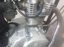 موتور هوندا مدل 94 سالم سلطان اباد در شیپور-عکس کوچک