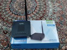 مودم زاکسل در حد نو.وای فای.قابل اتصال به تلفن ثابت در شیپور