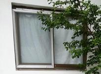 فروش فوری دو عدد پنجره آلومینیوم زیتونی در شیپور-عکس کوچک