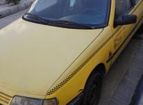 تاکسی دوگانه سوز پژو روا در شیپور-عکس کوچک