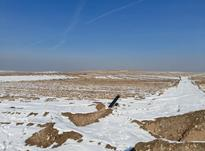 زمین تپه شهدا در شیپور-عکس کوچک