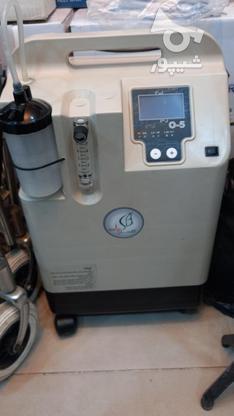 اکسیژن ساز 5 لیتری در گروه خرید و فروش صنعتی، اداری و تجاری در اصفهان در شیپور-عکس4