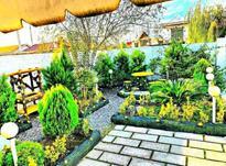 مستقل 90 متر در لاهیجان دارای باغچه حیاط در شیپور-عکس کوچک