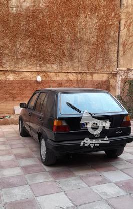 گلف ساده 1992 در گروه خرید و فروش وسایل نقلیه در تهران در شیپور-عکس4