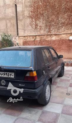 گلف ساده 1992 در گروه خرید و فروش وسایل نقلیه در تهران در شیپور-عکس3