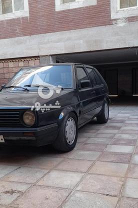 گلف ساده 1992 در گروه خرید و فروش وسایل نقلیه در تهران در شیپور-عکس2