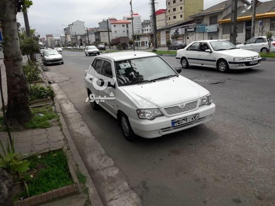 پراید 132 مدل 90 سفید در گروه خرید و فروش وسایل نقلیه در گیلان در شیپور-عکس3