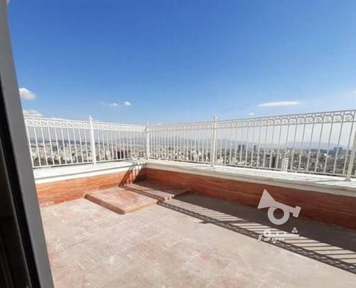 پنت 140متر فرشته-50 متر تراس-تراس-دید ابدی در گروه خرید و فروش املاک در تهران در شیپور-عکس3